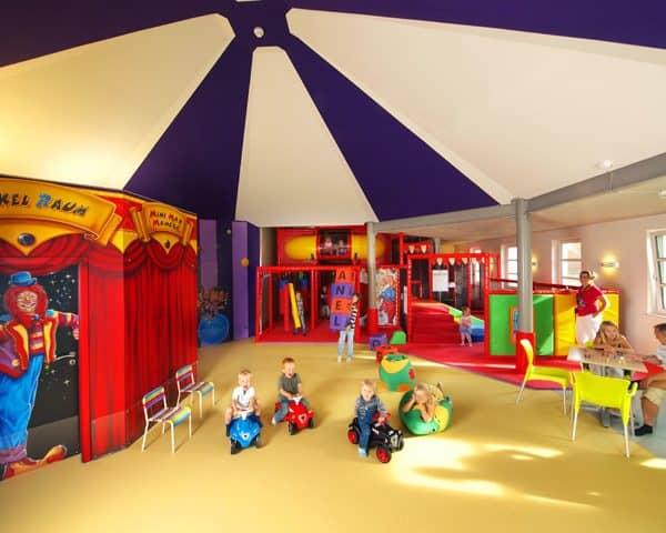 kurhotel, indoorspielplatz